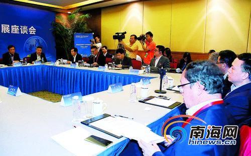"""嘉宾:""""互联网+海南""""发展机遇无限促进产业升级"""