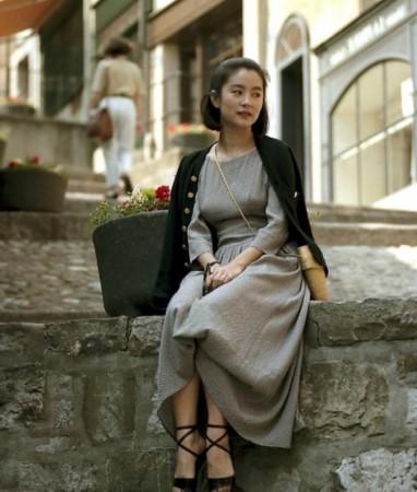惊艳了时光:林青霞年轻时的经典旧照