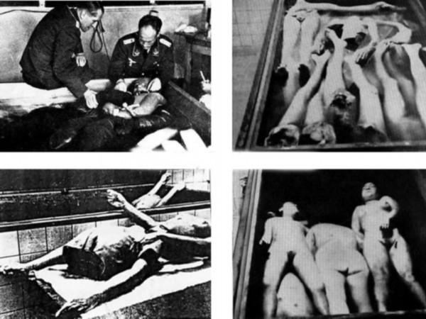 二战犹太女人.裸体