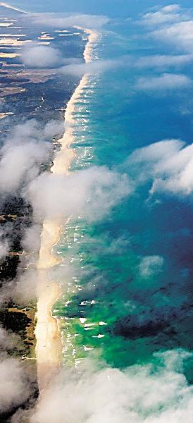 海南岛为何呈椭圆状? 专家列举琼州海峡形成的三种假说