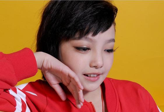 翻版小赵薇周美君给即将播出的电视剧《虎妈猫