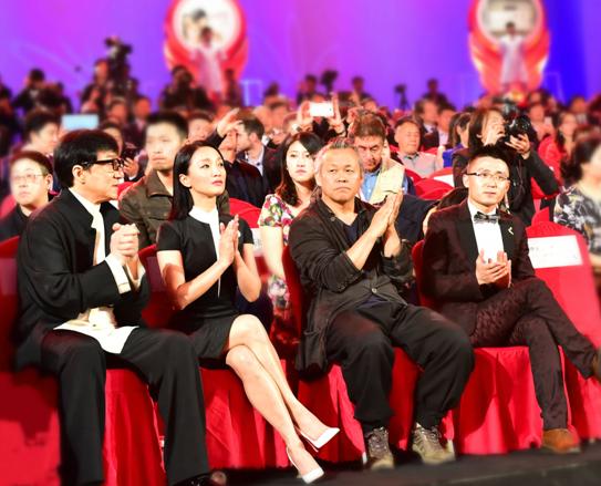 """""""风雷""""闪耀亮相北京国际电影节颁奖盛典图片"""