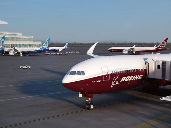 欧美无码777_首架波音777x将于2018年下线 2020商业运营