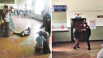 女警逮捕女犯-头大盘点 实拍女囚临死前十二小时 让人喷血的女--警察开枪视频 红