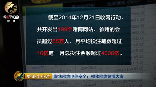广东警方侦破特大跨境网络赌博案,已抓获嫌疑人1701名,冻结赌资3.
