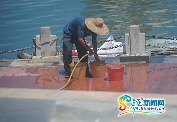 三亞呼吁節約用水6月5日至15日實施供水三級應急響應