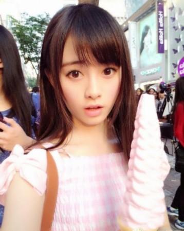 日本人眼中的美女