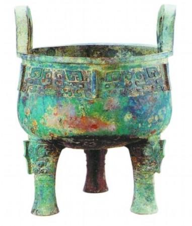 3000年前北京已有排水系统 陶制水管头尾套接图片