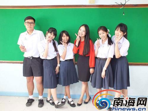 琼泰教育合作日益频繁泰在华留学生2万人