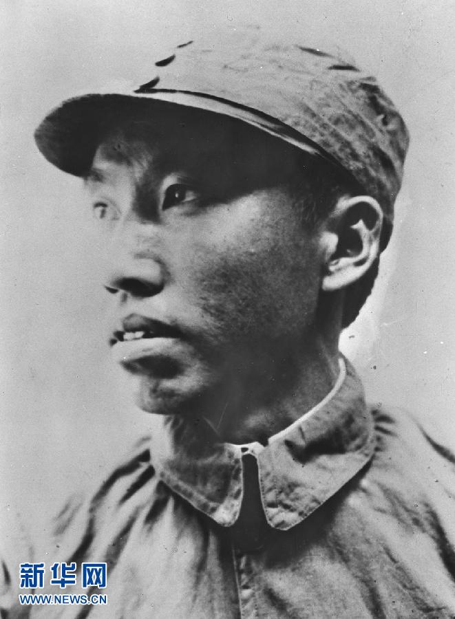 (抗战胜利70周年)(1)抗日战争中的中共党员