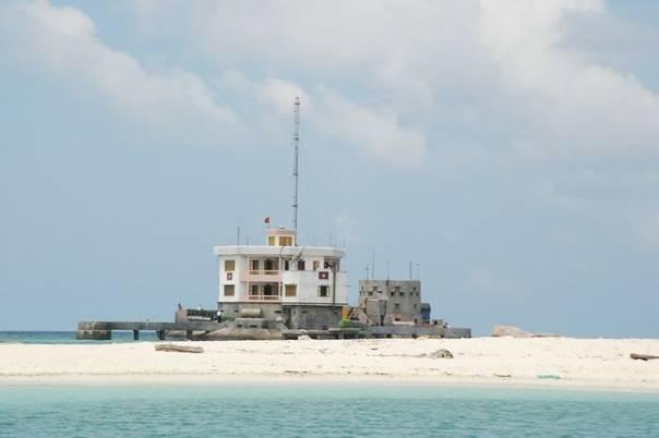 美媒称越南是南海真正的侵略者哨所比中国多40个