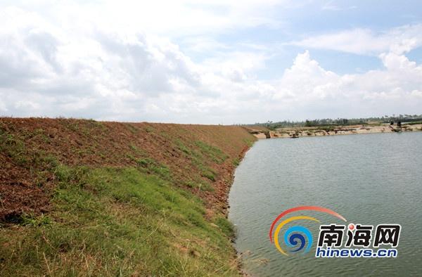 <b>记者回访重灾区文昌罗豆农场:46处决口防潮堤已修复</b>