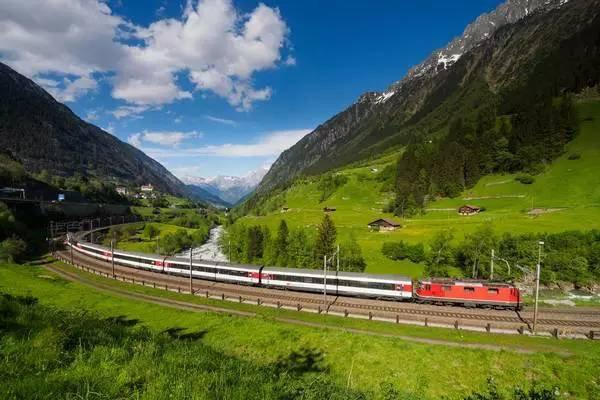 世界上最优雅的火车线路
