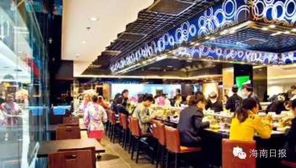 [天天315]海口一家3口在望海一番寿司店用餐后腹泻
