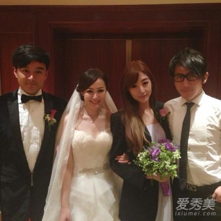 刘谦要当爹了 刘谦老婆个人资料照片图片