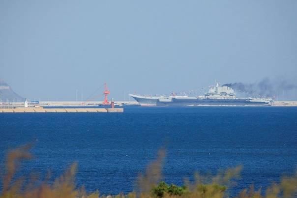 外媒称中国2号航母基地基本完工可容纳2艘航母