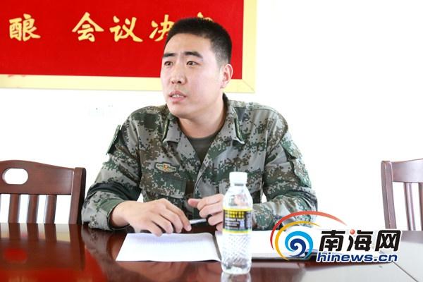 优秀大学生士兵丛雨华:当兵让我更加成熟稳重