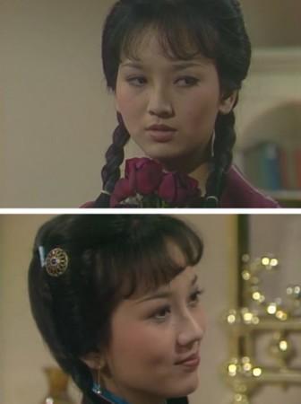 赵雅芝--《上海滩》冯程程