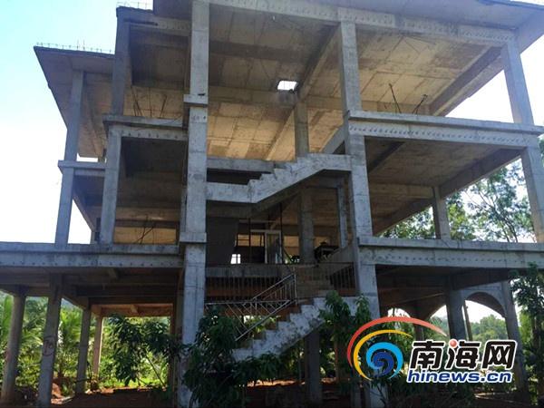 三亚吉阳区上半年12次进红郊社区共拆5.8万平米违建