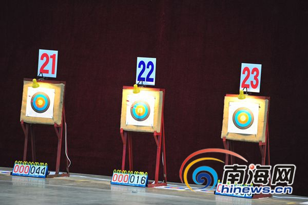 全国民运会进入第二个比赛日海南锁定6个三等奖