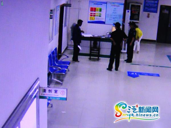 三亚男子刺伤医生后称认错人曾数次医院滋事已被刑事拘留