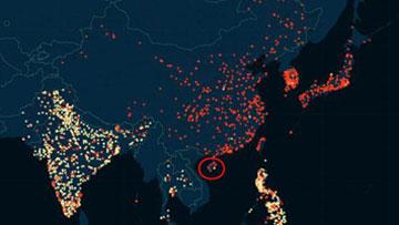 全球婚外情地图发布