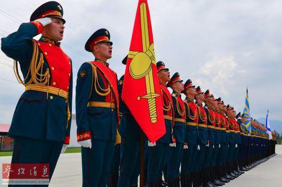 俄军方队将压轴中国9?3大阅兵 俄媒:最高荣誉