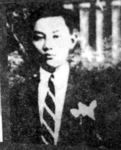 """海南共5位烈士入选""""着名抗日英烈名录"""""""