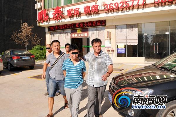儋州:以合伙买药赚差价诈骗12万余元2名男子被抓