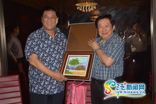 三亚市副市长率团赴新马越三国加强合作开拓国际客源