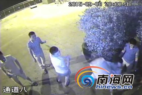 澄迈男子担保担出烦恼8天遭3次打砸孩子被送外地