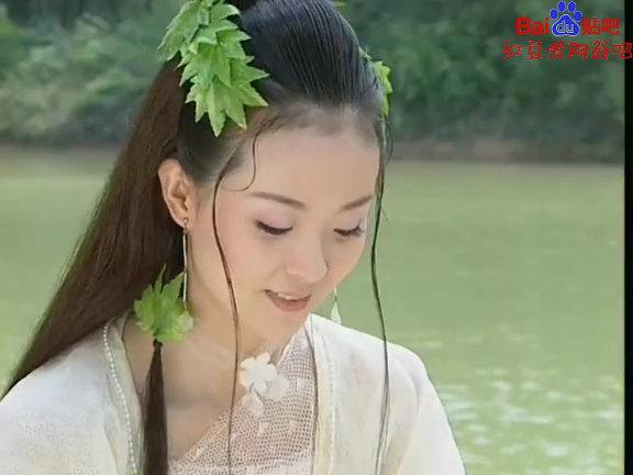 9.赵薇《还珠格格》小燕子-女星最绝美的荧幕形象 谁曾是你的梦中情人