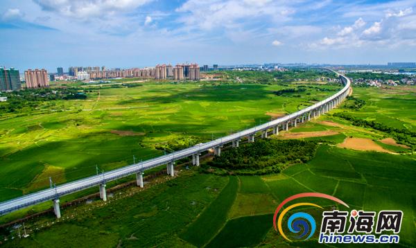 海南澄迈县老城镇地图