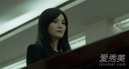 电影中披肩发发型,日系斜刘海梨花头是所有大脸妹子共同的选择,