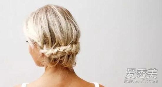一款好看的辫子发型也是可少