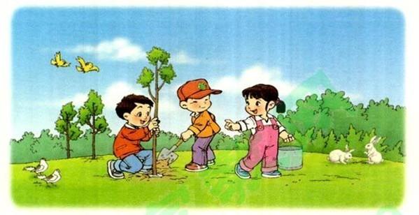 tips:   选对地方,远离地下电缆、管道等;   树干深入土中的深度和它的苗圃一样深;   加了一半土以后,把树苗向上微提一下,这样能保证树的根全部朝下,踩实,不要让土中留有空气;   在树干周围适当多加一些土,否则下一步一浇水就会形成一个大坑;   坚持浇水,有条件的施些农家肥    收获,是努力最美的赐予。择一个园子,挑一种爱吃果蔬,带着孩子体验采摘的乐趣,体会艰辛,感受收获喜悦。如果可以,告诉孩子下次要摘他种出来的果实。   推荐:团购采摘活动   tips:   安全起见,采摘时