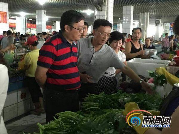 超2000吨蔬菜将进入海南蔬菜市场缓解供应矛盾
