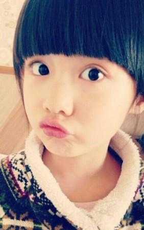 张籽沐陆子艺纪姿含 00后童星中的最萌女神来袭