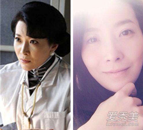 程虹的弟弟_《伪装者》女演员卸妆都比剧中好看于曼丽程锦云素颜年轻10岁