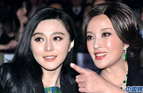 刘晓庆美国结婚_angelababy刘晓庆 揭娱乐圈女星雷人凹凸脸