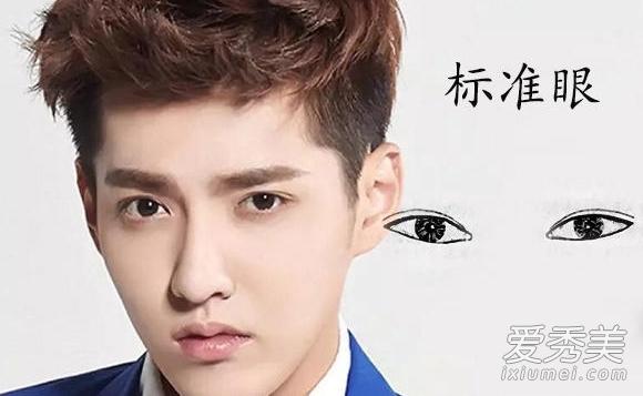 NO.1标准眼型   多见于男性,眼睛位于标准位置上。   特点是睑裂宽度比例适当,眼角较钝圆,黑眼珠和眼白露出较多,标准眼型的男士显得英俊。   【导读】眼睛是心灵的窗户,眼神是观察一个人心理活动的窗口。但你对眼型了解多少呢?眼型主要依据眼睛位置大小、眼睑、睑裂的形态变化,有多种分类。   专题: