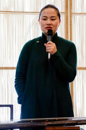 现代舞剧 黑与白 首登中国 巫娜谈古琴现状高清图片