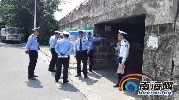 海口交警:金盘路等路段设置不合理的护栏将调整