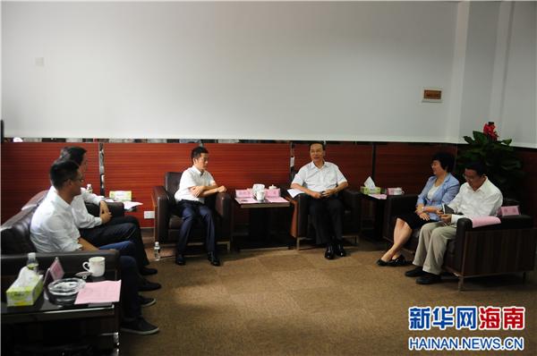 海南省政府和阿里巴巴集团共促海南农村电商发展