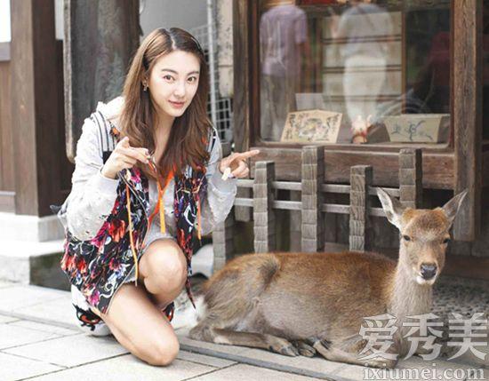 杨幂最喜欢什么动物