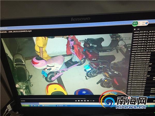 琼山海口视频捣毁一抓获入室v视频团伙盗窃6名什么警方的图片