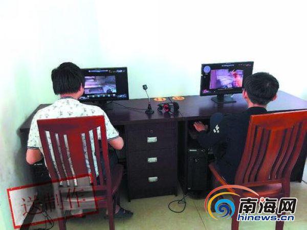 东方图书馆阅览室变游戏室孩子扎堆电脑前玩游戏