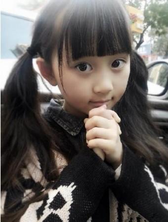 南海网 新闻中心 娱乐新闻 娱乐动态    项滢璇,小名小葡萄,于2007年图片