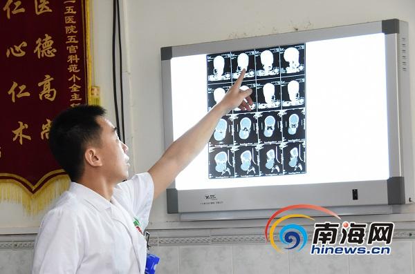 南海网报道男孩长肿瘤引关注陵水县委书记指示全力救治