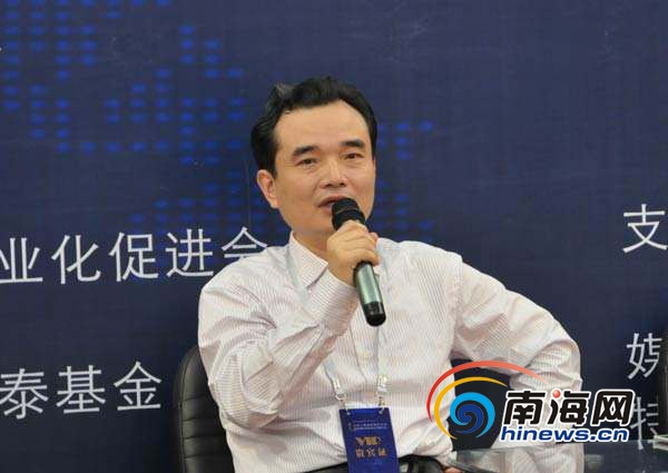 王晓桥:海南互联网农业小镇建设将实现五大跨越